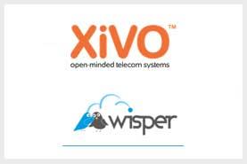 Cession de Xivo  spécialiste français des solutions logicielles de téléphonie sur IP et de communications unifiées pour les entreprises en Open Source a Wisper expert Français en virtualisation du poste de travail en collaboration avec Genesta Finance